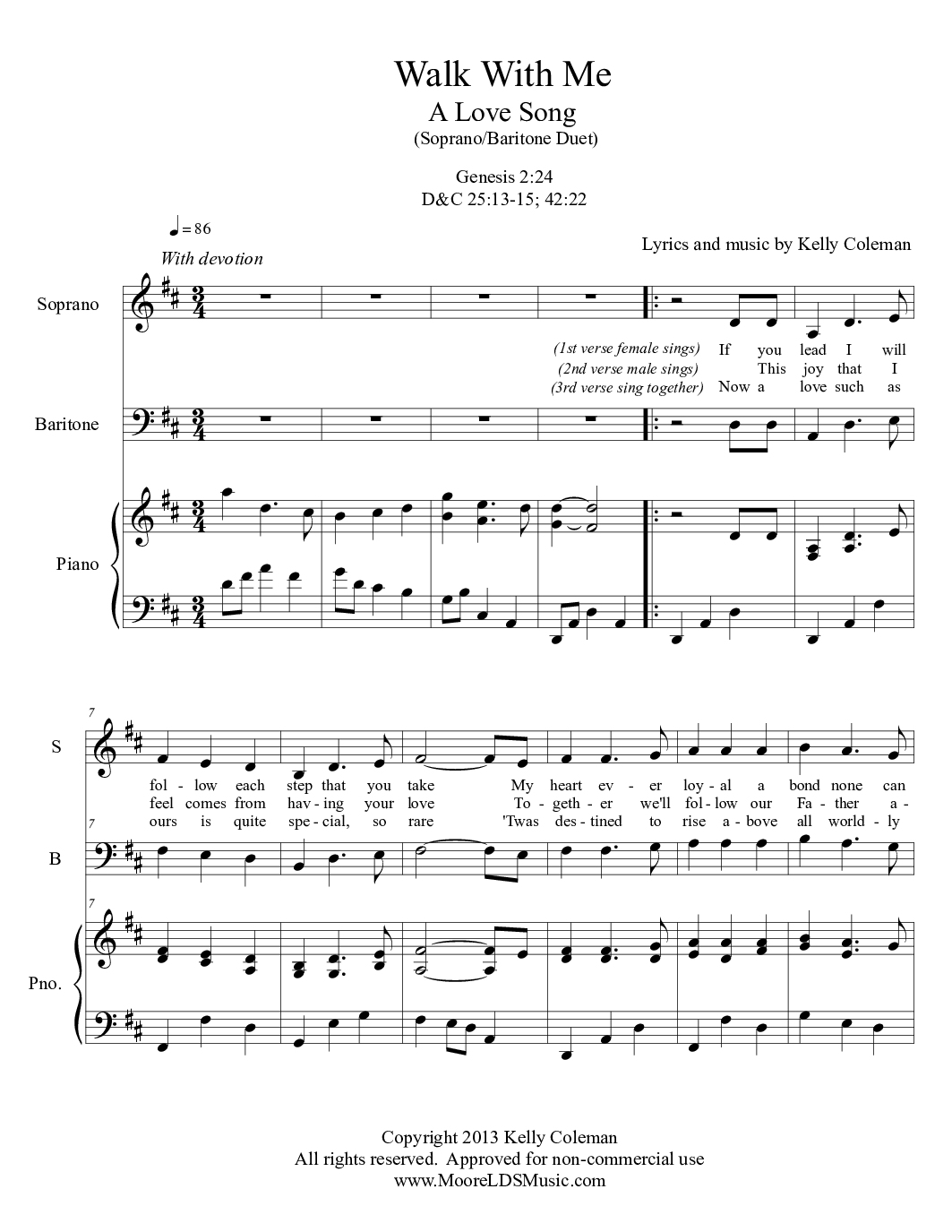 without you my fair lady sheet music pdf