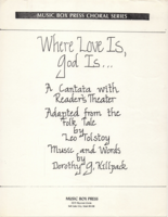 Choir (1886 Free Arrangements)