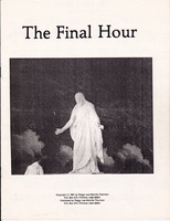 The Final Hour comp by Peggy L. Thornton