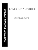 SATB - Love One Another